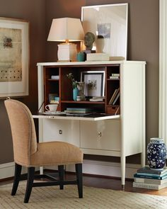 GEORGICA POND: Williams-Sonoma - My Wish List:  William Sonoma writing desk