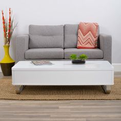 Matrix Coffee Table with Lift Top | AllModern