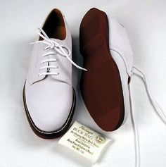 White Bucks Shoes Wikipedia