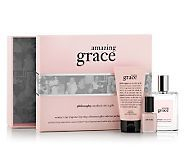 A224886 - philosophy amazing grace fragrance trio w/gift box