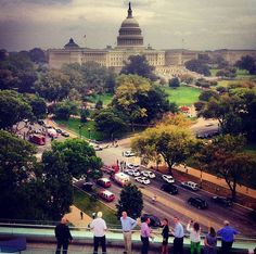 A picture, taken by Instagram user beba_black_pepper, shows the Capitol dur - The Independent