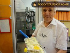 White chocolate gelato with cardamom and orange Gelato, White Chocolate, Rome, Tours, Orange, Ice Cream, Rome Italy