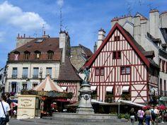Dijon, Borgoña, Francia