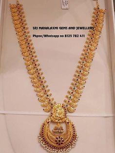 Pin By Jyostna On Imitation Jwellari In 2019 Tejidos – Jewelry Real Gold Jewelry, Gold Wedding Jewelry, Gold Jewelry Simple, Bridal Jewelry, Gold Earrings Designs, Gold Jewellery Design, Necklace Designs, Gold Designs, Gold Necklace