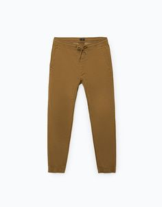 JOGGING STYLE TROUSERS - NEW - Man - | Lefties Mexico