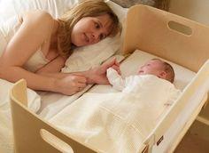 Co-sleeping, goed voor baby en moeder