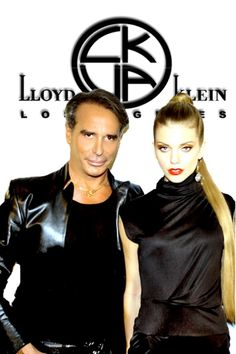 Lloyd Klein and his muse Annalynne McCord