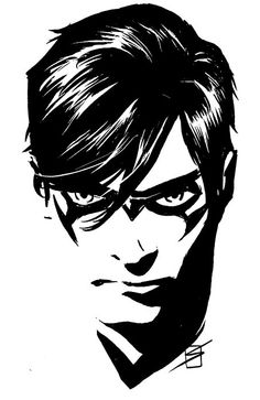 Nightwing by Ron Salas