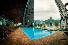 Magma Towers es ideal para personas de negocios y emprendedores.