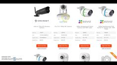 Drop Shipping in Electronics High Profit  Security Cameras And Making Mo...