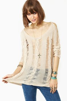 No Strings Attached Knit in What's New at Nasty Gal
