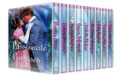 Passionate Promises: Nine Promises to Stir Your Passion (An Embracing Romance Anthology Book 1):Amazon:Kindle Store