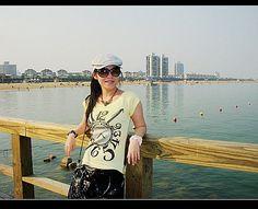 上海金山海濱(1)世界沙灘排球巡迴賽~望海平檯 @ 燕青大美女部落格 :: 隨意窩 Xuite日誌