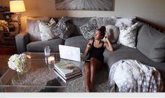 Jaclyn hill living room