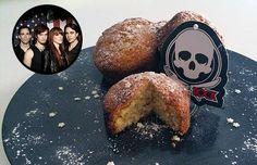 Muffin Cocco e Cioccolato Bianco Halestorm