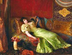 Dreams of the Orient by Georges CROEGAERT