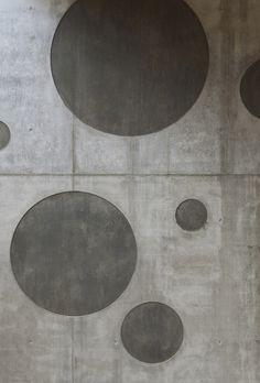 ♂ grey eichi centre extension | detail ~ l3p architekten