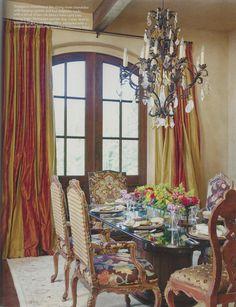Providence Design- Valley Falls Estates dining room