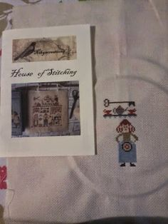 "Il Secrétaire di Ginevra: Work in progress: ""House of stitching"""