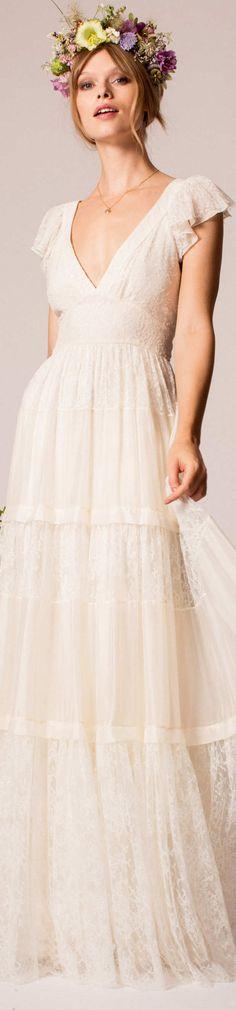 Temperley London Bridal Fall 2016