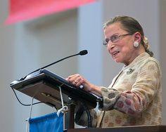 Justice Ginsburg Berkeley Law, Ruth Bader Ginsburg, Politics