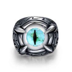 Fashion Design Luxurio stainless steel rings Four claw round anel feminino charm MAYAR234