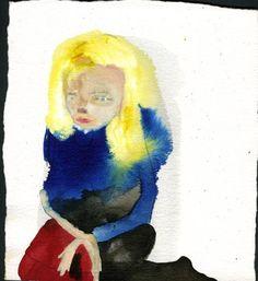 Maja Ruznic, Maggie, 2013, 21 x 16 cm Exposition du 5 octobre au 2 décembre 2013