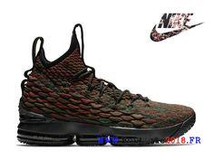 best sneakers 4928c ea8a7 Chaussures De BasketBall Mowabb Nike LeBron 15 Prix Homme Noir Rouge Or  897650-900-Nike Boutique de Chaussure Baskets Site Officiel boutique2018.fr