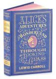 Alice's Adventures in Wonderland and Through the Looking-Glass (Barnes & Noble Leatherbound Classics)