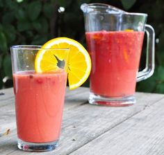 Red Raspberry Fruit Punch