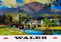 Image result for vintage rail posters