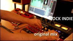 Audio Mastering Indie Rock Music. Red Mastering Studio