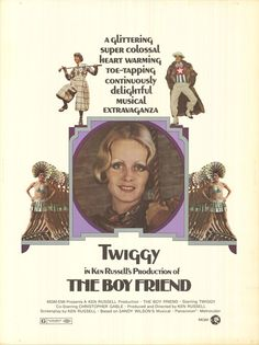 The Boy Friend 1971 film