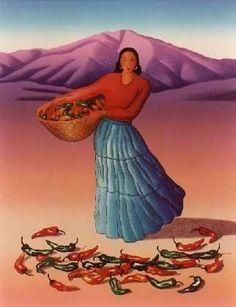 Taos Harvest - 1994