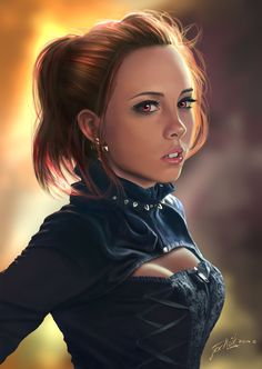 Kassandra, Jack Moik on ArtStation at https://www.artstation.com/artwork/kassandra