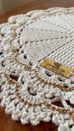 Doily Patterns, Crochet Patterns, Crochet Flowers, Doilies, Free Crochet, Coasters, Mandala, Diy And Crafts, Crochet Curtains
