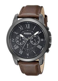 Fossil Gents Watch Chronograph XL Leather FS4885 Quartz Fossil http://www.amazon.co.uk/dp/B00FWX7D00/ref=cm_sw_r_pi_dp_SBf7vb0YYFCTT