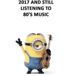 or...the 40's, or 50's, or some 60's music. That was music, not noise!