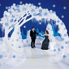 Winter's Magic Complete Theme - exactly what I was looking for...wonder if we can make it work.