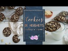 COOKIES  de hershey's cookies 'N' creme-YouTube