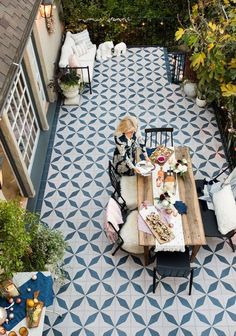 16 Patio Decoration Ideas To Create The Perfect Outdoors Oasis | ByLaiaFeliu