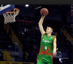 "May 19, 2015 NBA Draft Picks - Number 5: Orlando Magic: Kristaps Porzingis, Latvia, 7'1"", PF/C, 1995. With a roll of the dice on a European up-and-comer, the Orlando Magic could land a prolific stretch big and a high-quality defender. Latvia's Kristaps Porzingis offers inside-out versatility and shot-blocking that would complement Nikola Vucevic superbly.  One game, a handful of shots will help you realize he's a special asset. He can finish fast breaks, attack closeouts with his long, agile…"