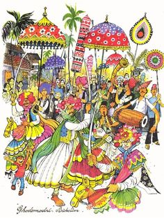 The genius of Indian cartoonist Mario Miranda