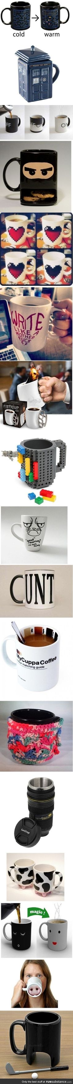 Awesome cups