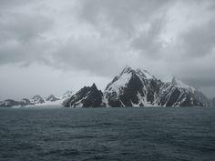 Elephant Island. South Georgia, Antarctica