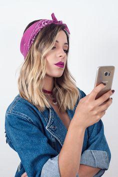 #bandana #presley #howtowearbandana #fashion #blogger