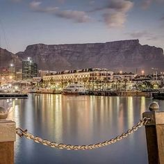 Cape Grace Hotel in V&A Waterfront. V&a Waterfront, Safari Adventure, Cape Town South Africa, Table Mountain, Most Beautiful Cities, Homeland, Wonders Of The World, Paris Skyline, Scenery