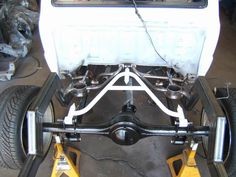 wishbone 3 link rear suspension - Google Search