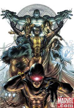 Astonishing X-Men - Simone Bianchi