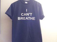Tshirts: i cant breathe tee shirt help t-shirt choking choke